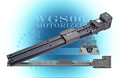 WGS Motorized Linear Rail