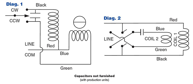 AC Synchronous Can Stack Linear Capacitor