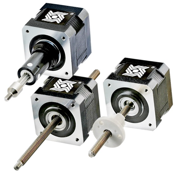 Size 17 Stepper Motor Linear Actuator