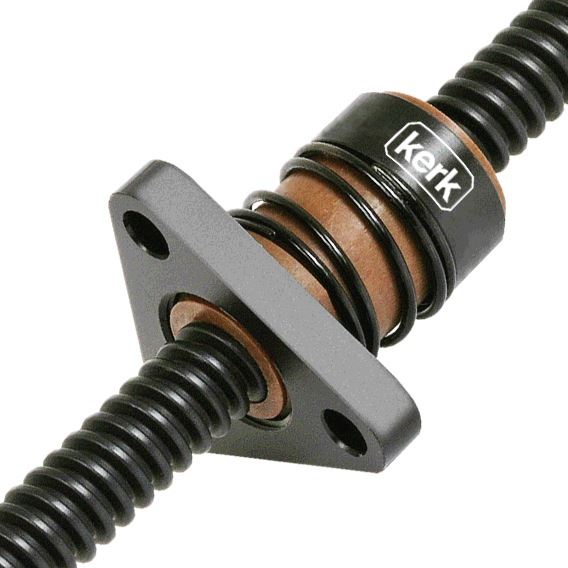 Linear Lead Screw Nut Selection