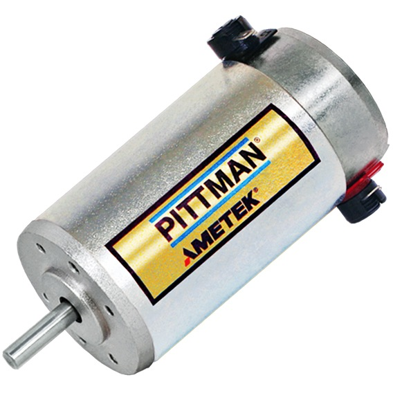 Pittman Rotary Brush Motor