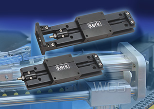 Haydon Kerk WGS Compact Integrated Screw Slide System