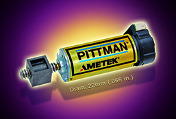 Pittman DC022C Brush DC Motor